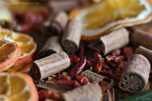 peperoncino cannella arancia modsit