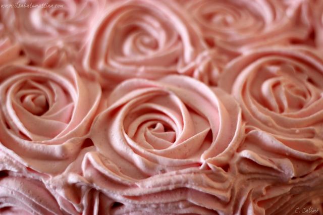 rose sac a poche