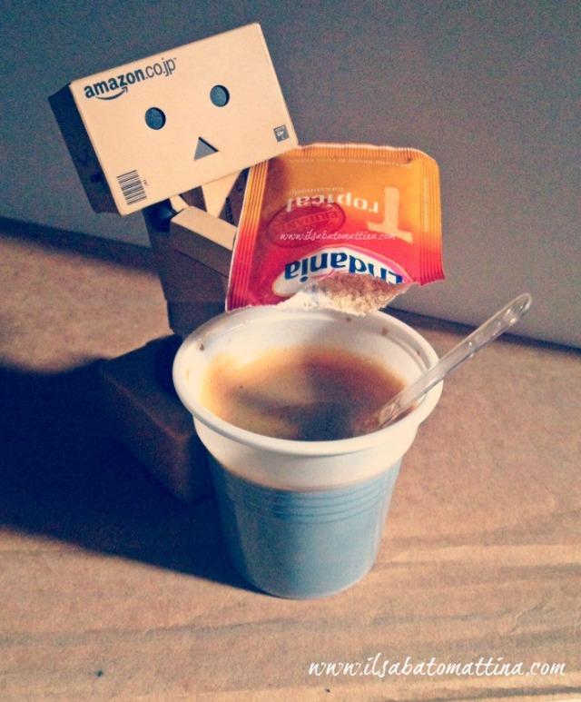 danbo caffè zucchero di canna