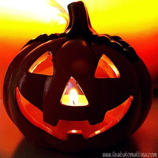 Jack-o'-lantern zucca halloween